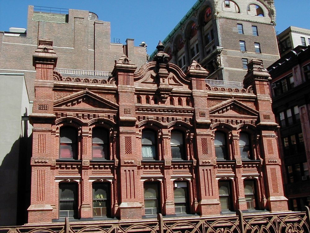 Beekman Court, NYC - Historic Facade