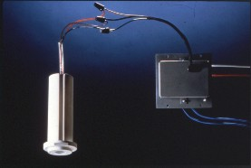 Occupant Controlled Lighting - Control sensor