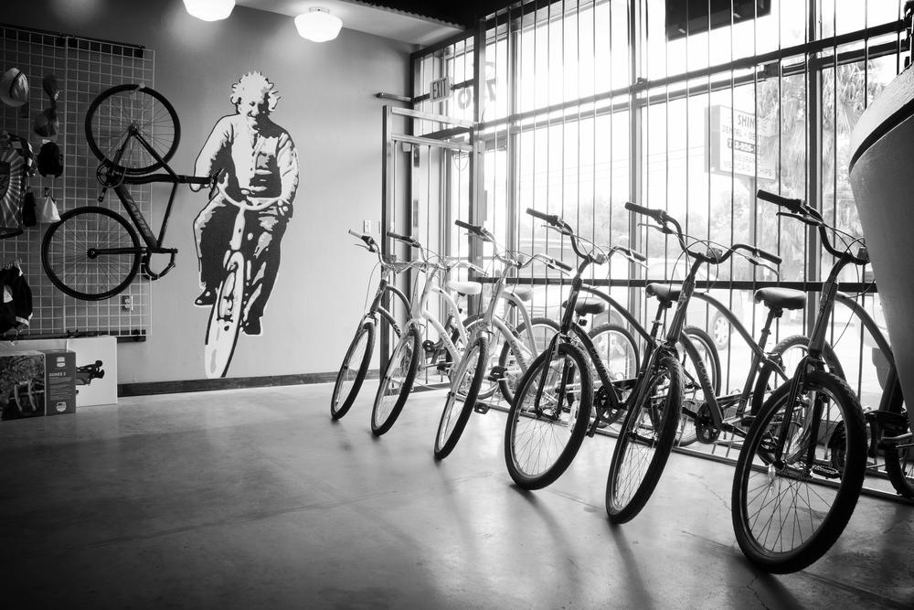 Blue LIne Bike Lab Products