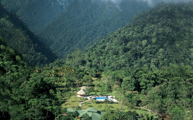 photo credit: The Lodge and Spa at Pico Bonito