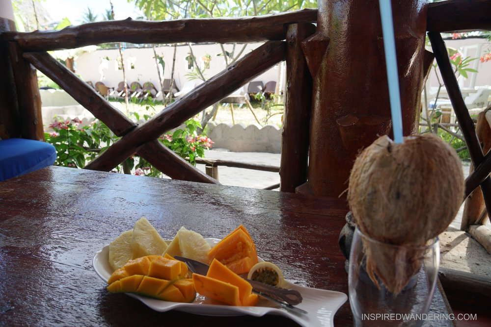 Meremeta Lodge Mafia Island Tanzania