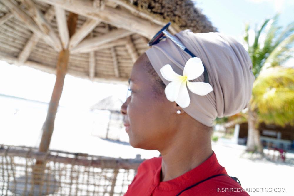 Jamillah on Mafia Island Tanzania.jpg