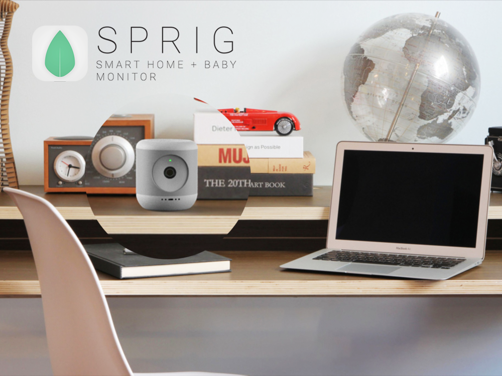 Sprig:  Smart Home Monitor | Electronic Design