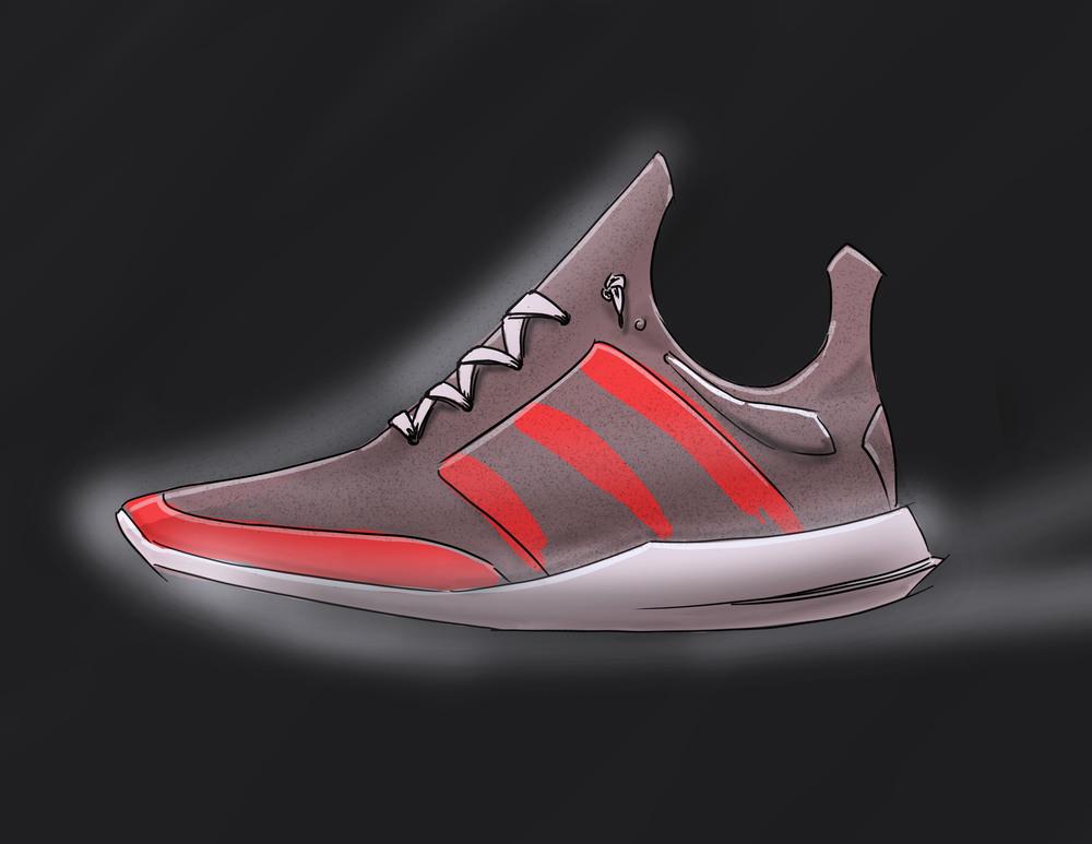 Adidas Futurecraft Concept