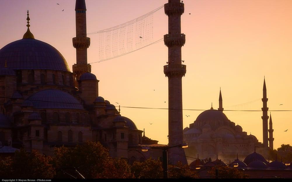 Istanbul, Turkey - Moyan Brenn (Flickr)