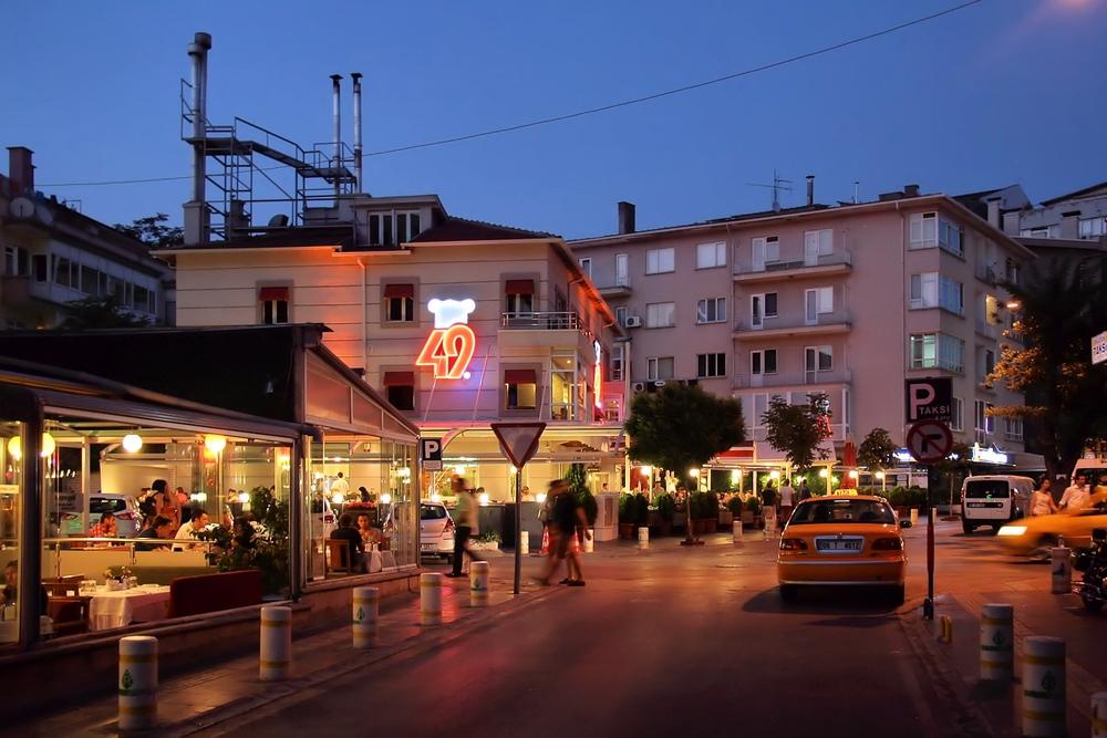 Ankara street sceine (Flickr - Jorge Franganillo )