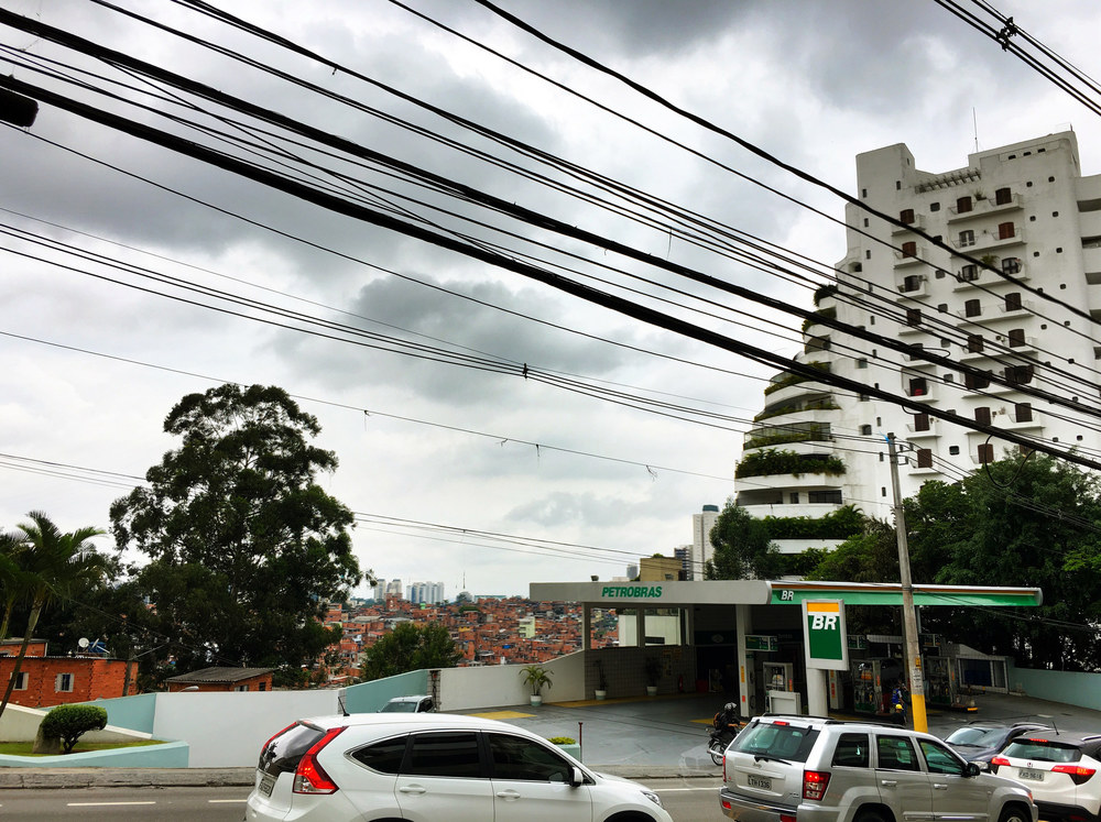 Sao Paulo, Brazil -Wesley Fryer (Flickr)