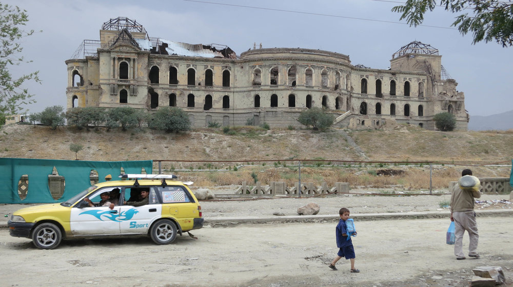 Kabul, Afghanistan. (Ninara - Flickr)