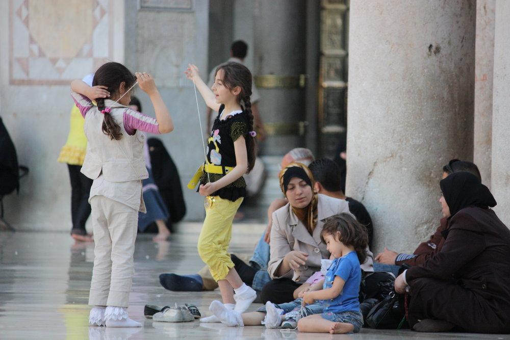Damascus, Syria. (Arian Zwegers)