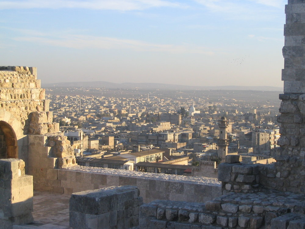 Aleppo. (Flickr - Ozsoul83)
