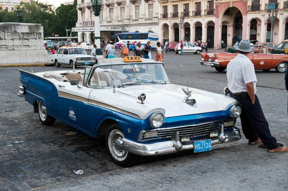Cuba. (Flickr - Andrew Schimmeck)