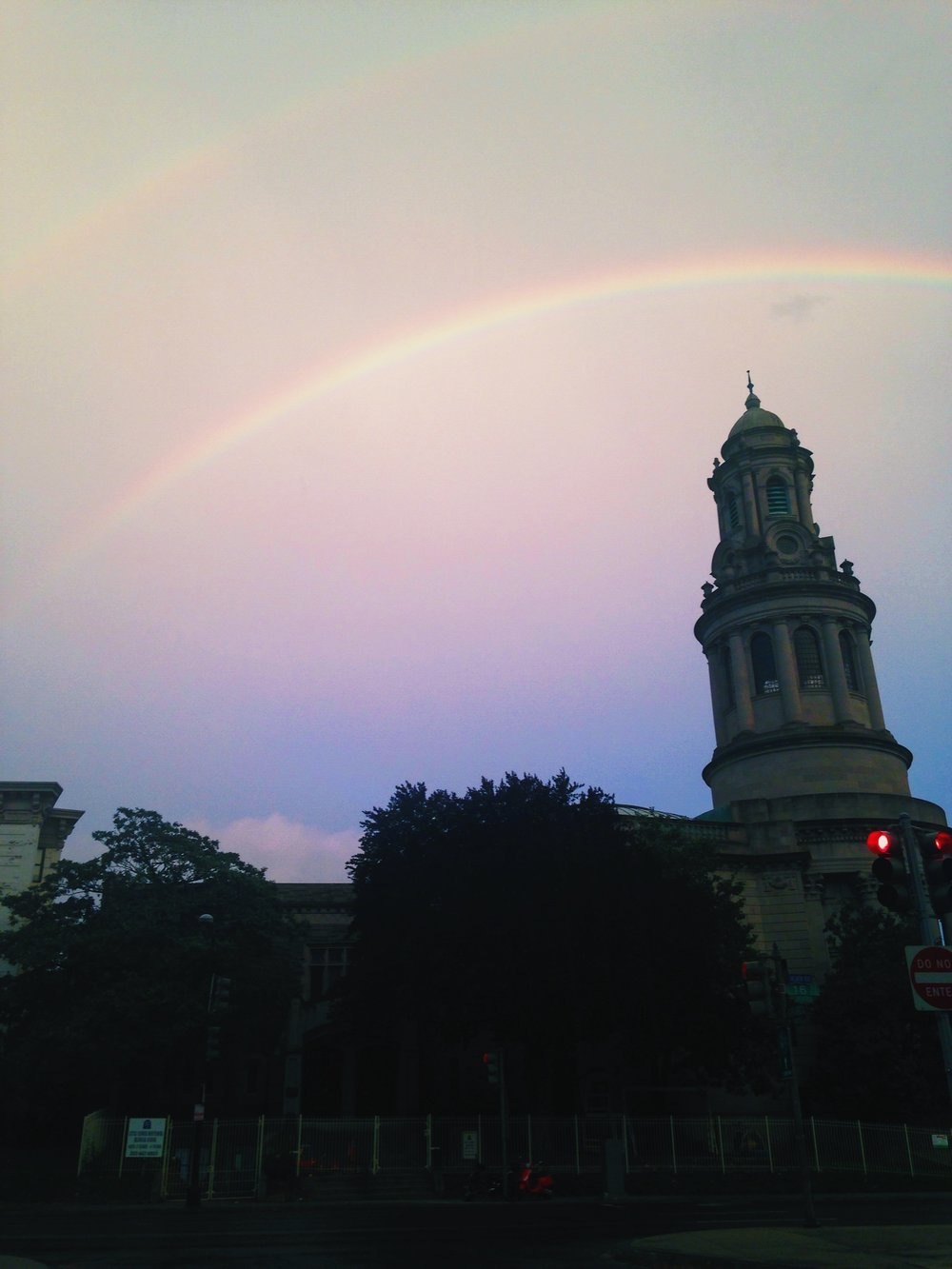Pride month arrives in D.C. © E.A. Crunden