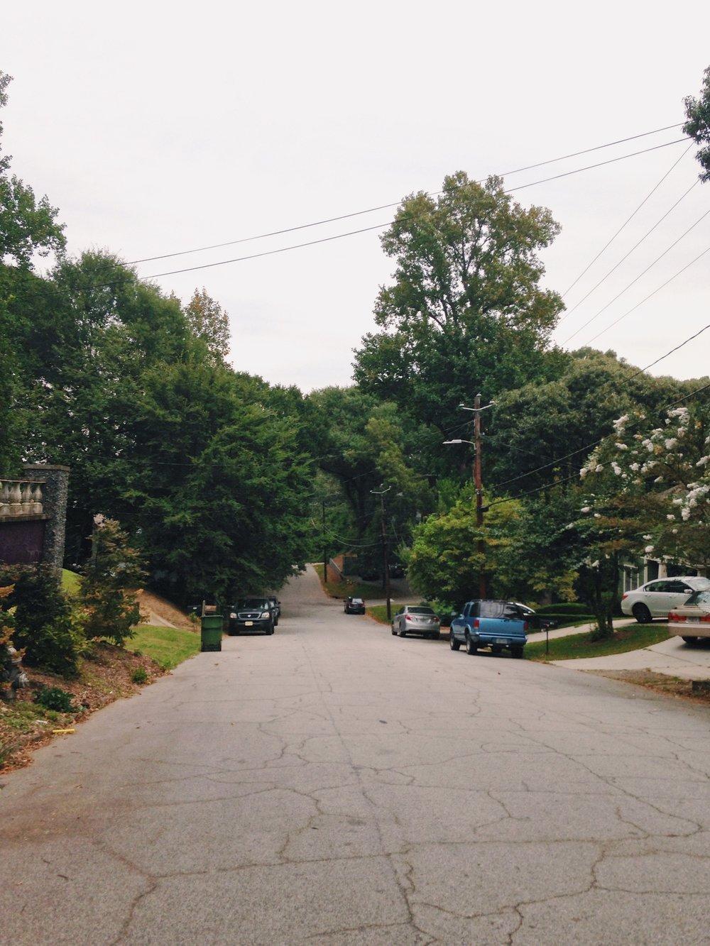 Atlanta, Georgia. © E.A. Crunden