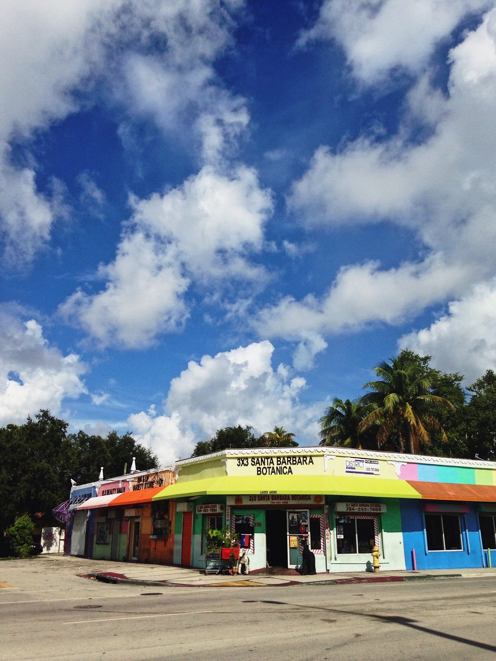 Little Haiti, Miami, Florida. © E.A. Crunden