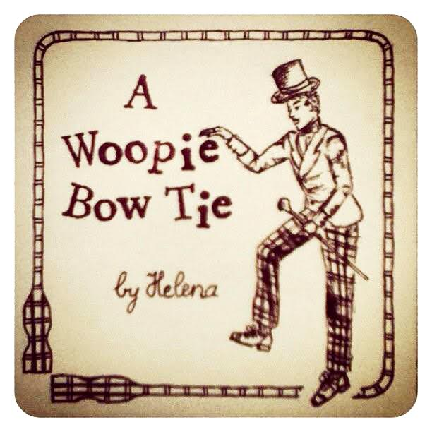 A Woopie Bow Tie