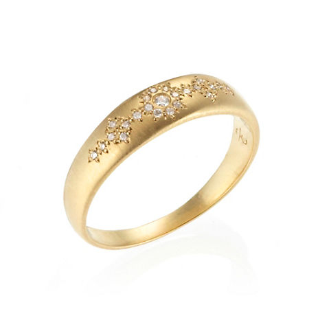 Adel Chefridi Tapered Shimmer Band