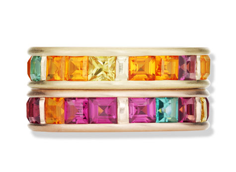 Jane Taylor Jewelry Eternity Bands