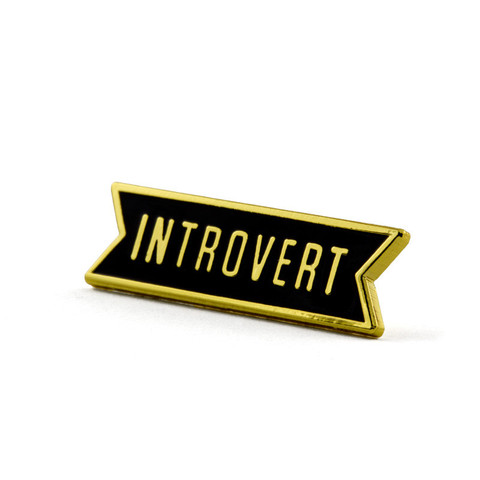 Introvert Pin