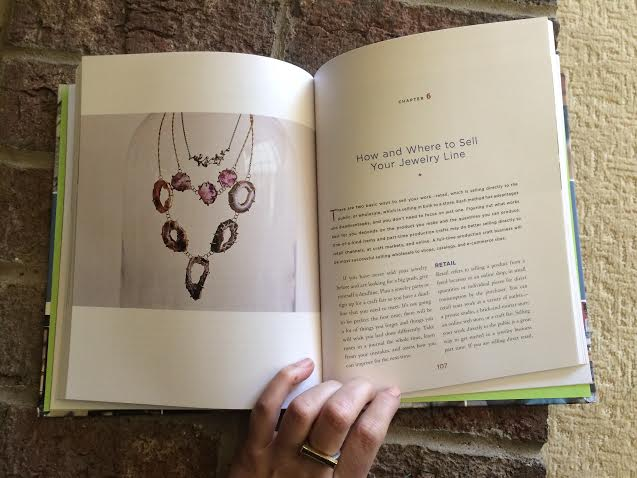How to Create Your Own Jewelry Line by Emilie Shapiro Stay Gold