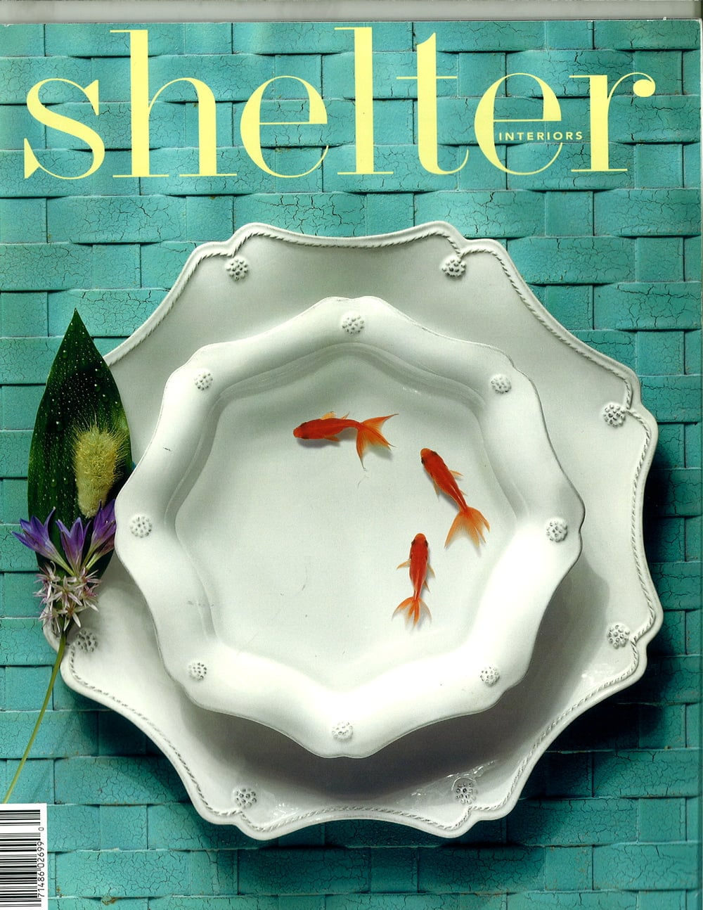 Shelter Interiors magazine