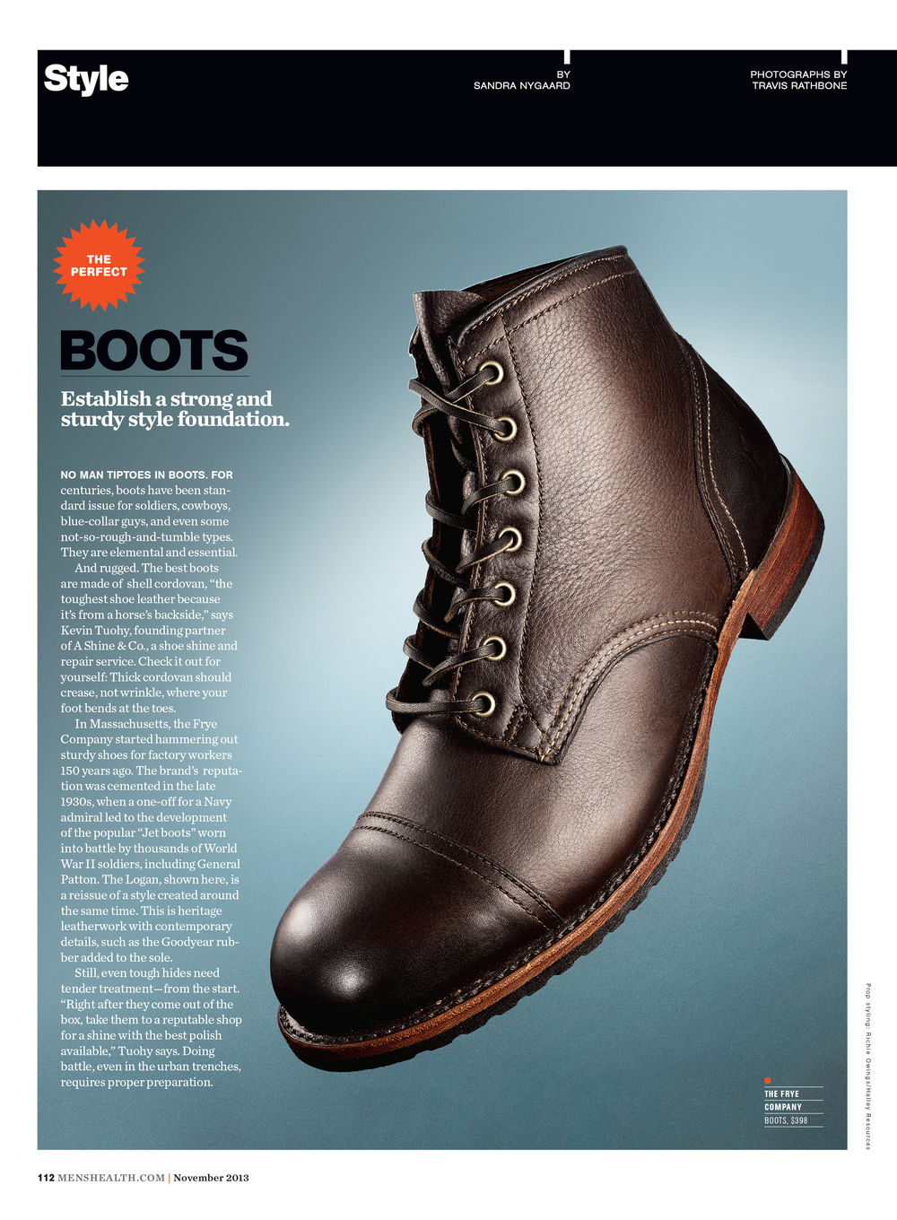 The Best: Boots