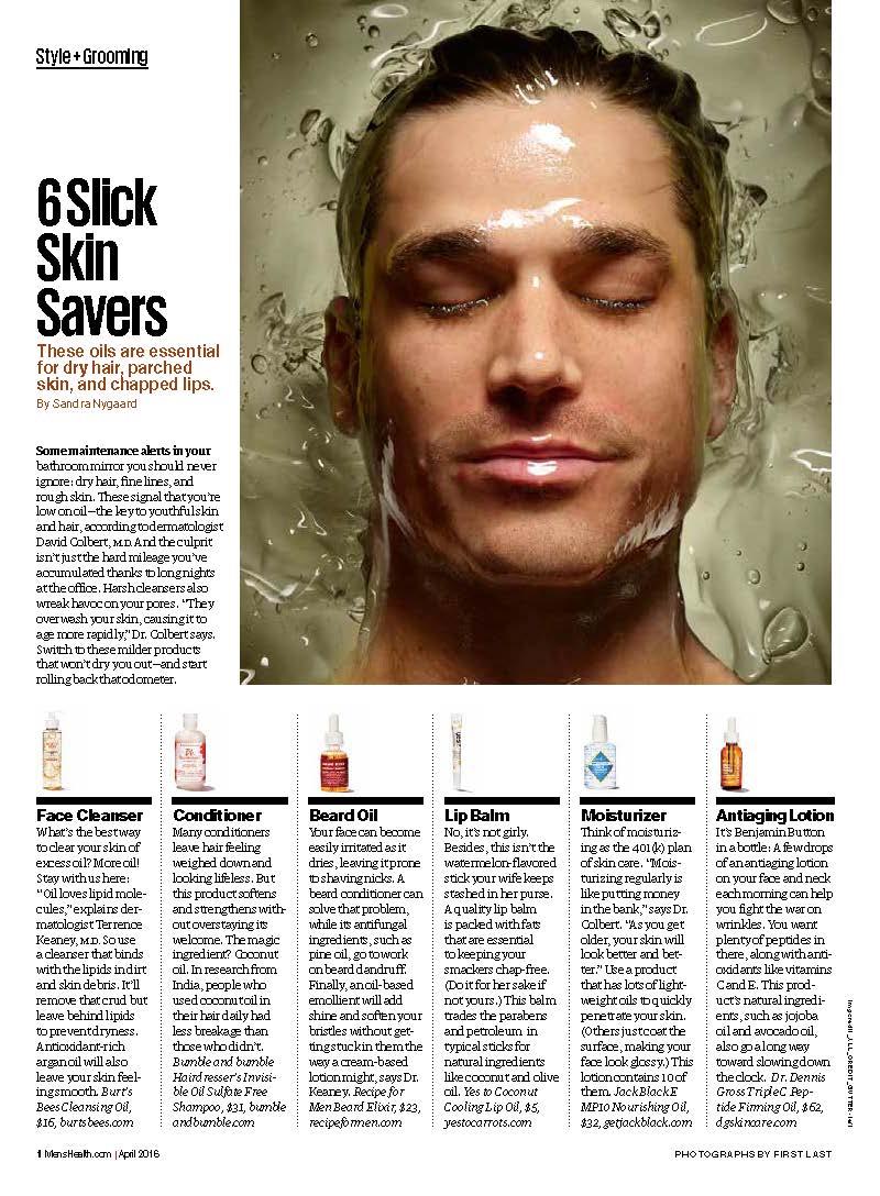 6 Slick Skin Savers