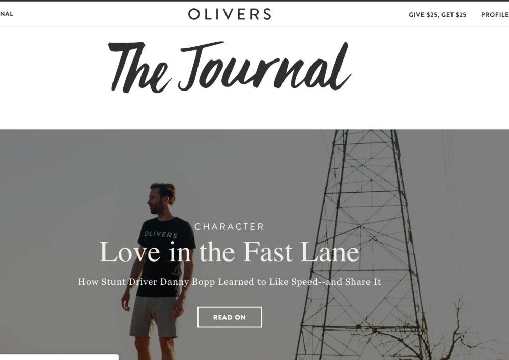 Olivers Journal December 2018