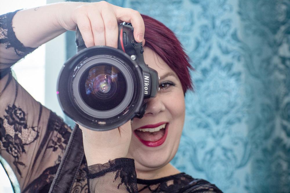 Elaine Turso Portrait Session