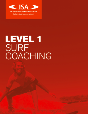 isa surf level 1