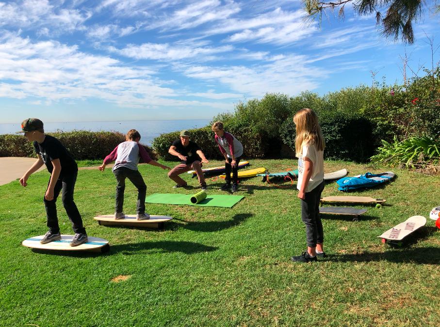SURF PROGRAM -