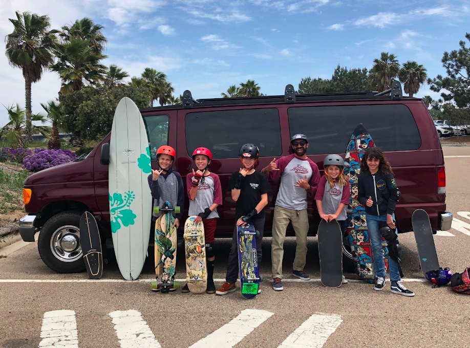 Saturday Skateboard Club - Saturdays 1:00pm-5:00pm$349/monthJoin TodayOr Drop-in Any Time$125/sessionBook Now
