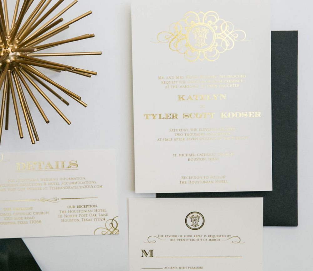 gold foil classic wedding invitation.jpg
