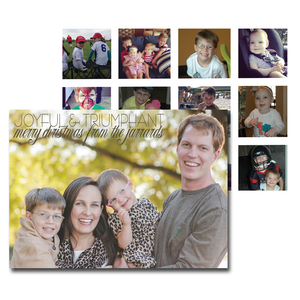 instagram squares christmas card with bible verse and photo.jpg