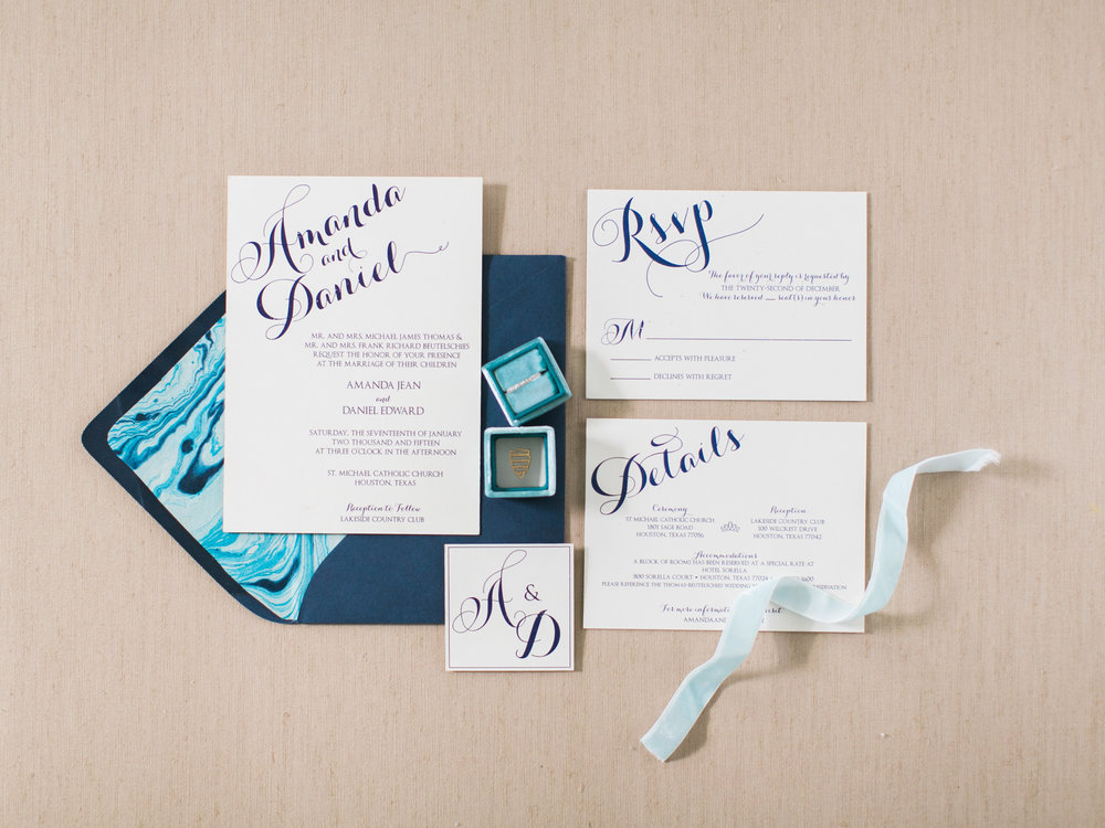 marble watercolor wedding invitation navy.jpg
