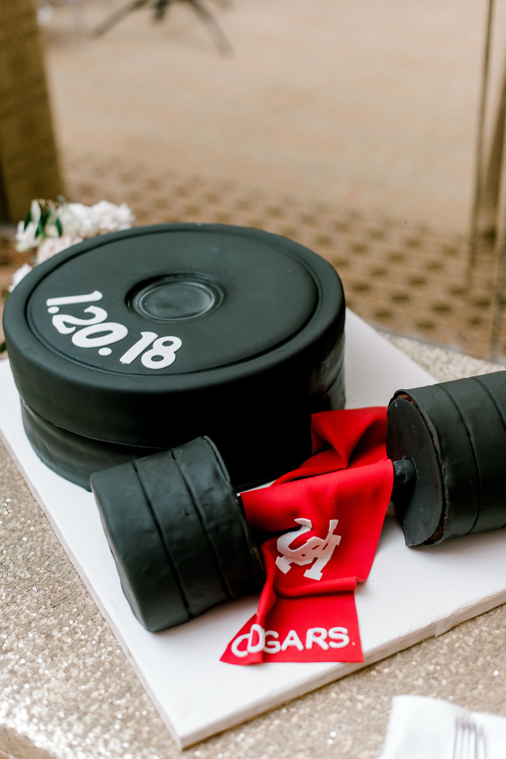 grooms cake workout theme and university of houston.jpg
