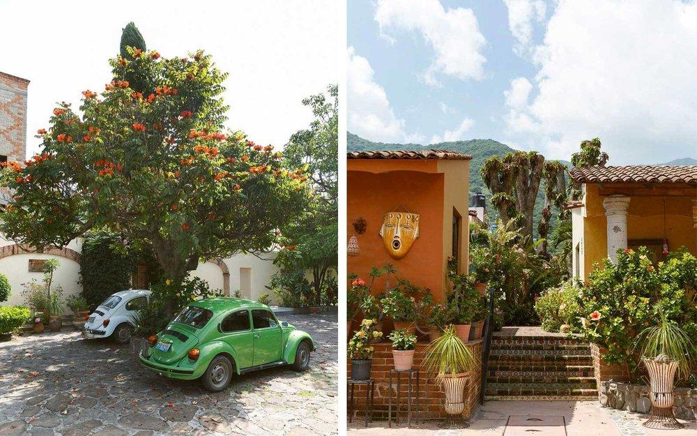 Ajijic, Mexico by Nicole Mlakar