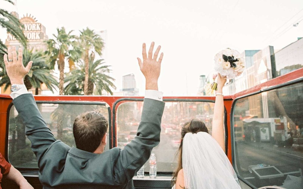Las Vegas Weddings by Gaby Jeter