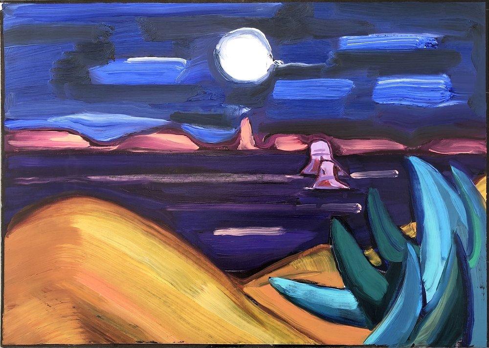 Moon Dunes (2018)