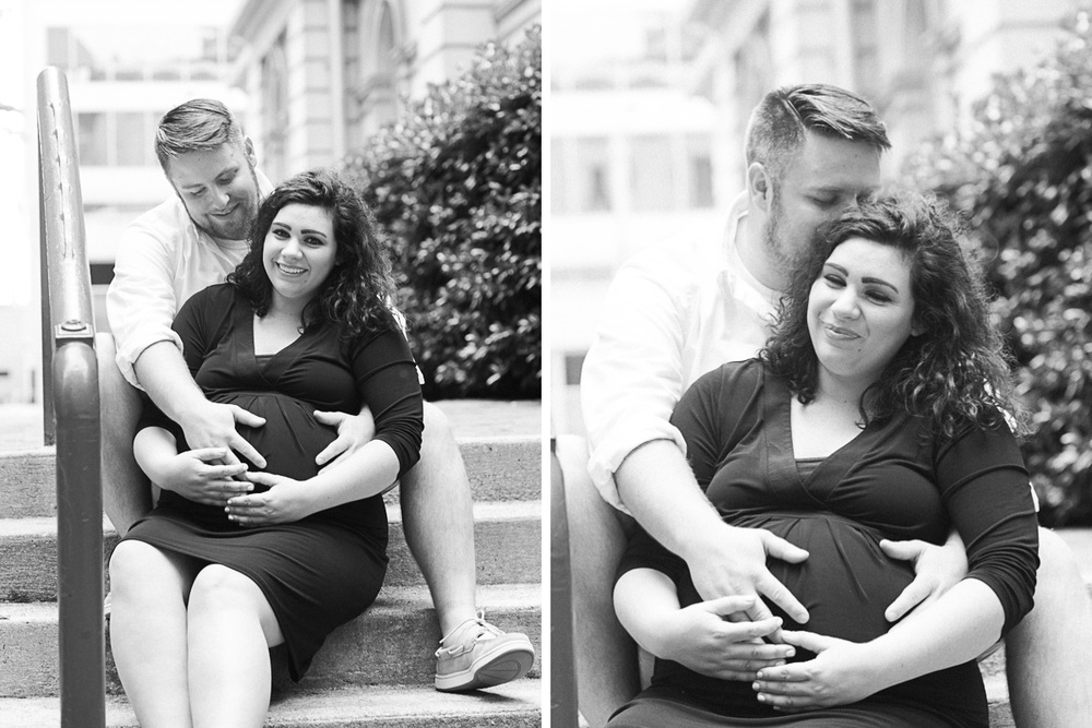 Maternity Photo Knoxville TN Mom to Be