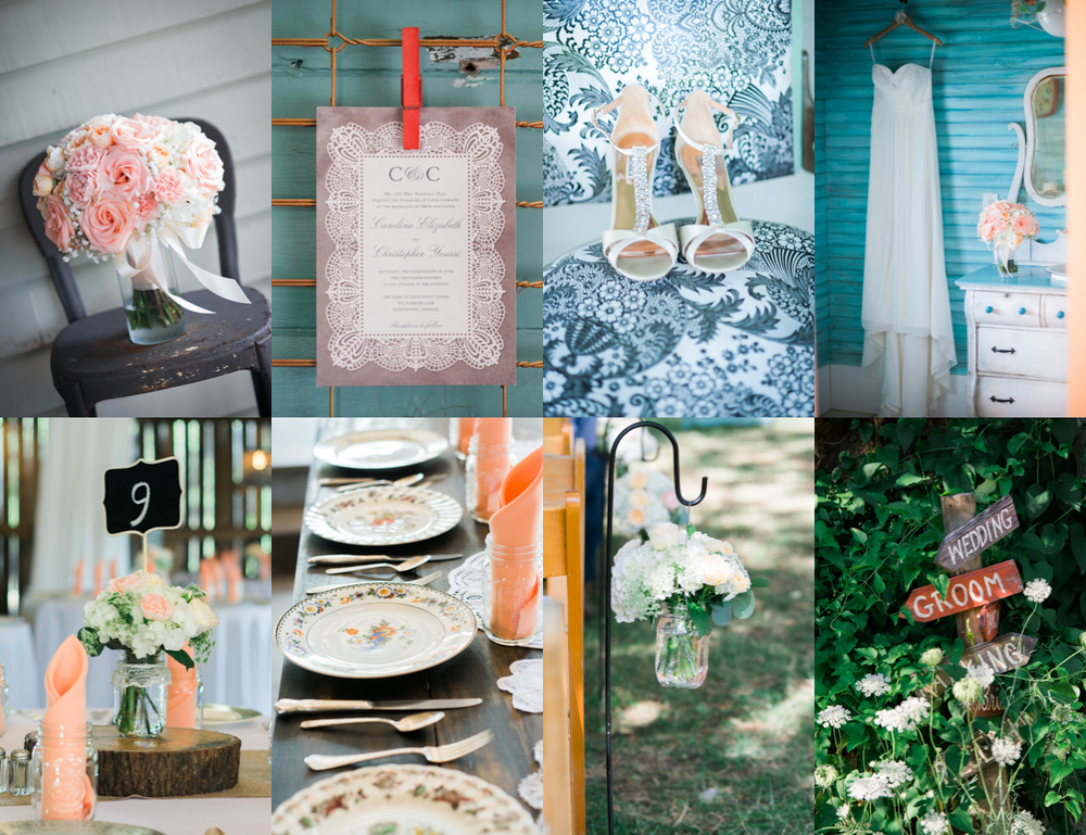 chattanooga wedding details
