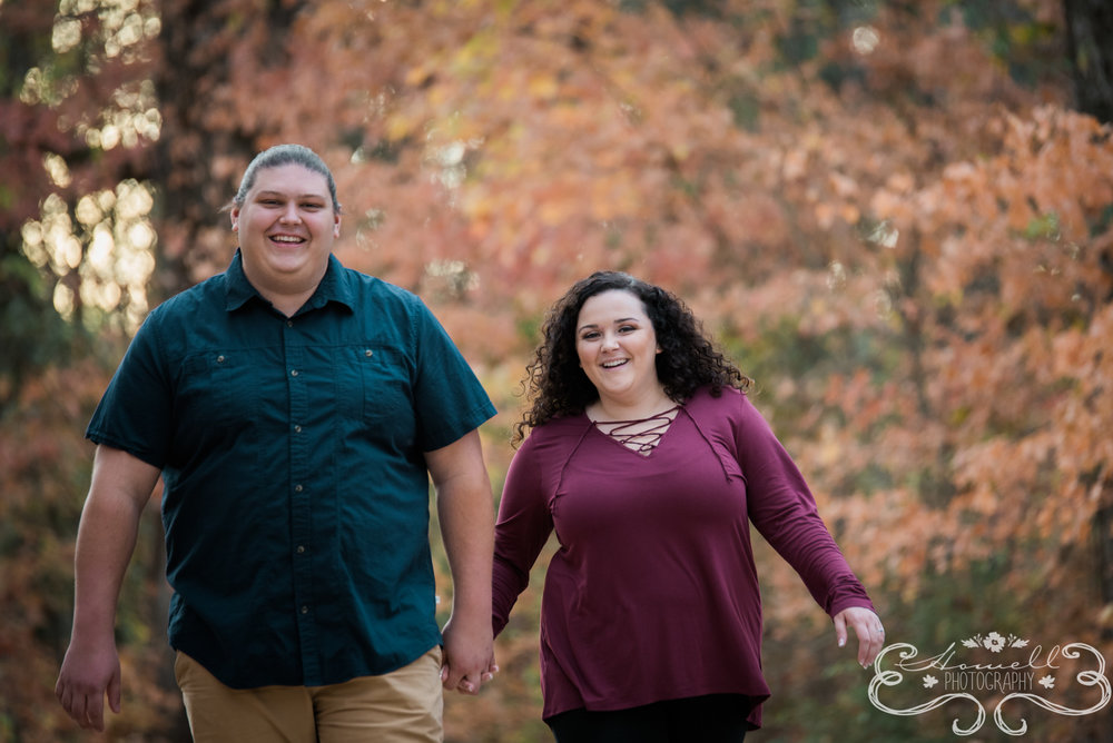 Greenway Farms Engagement Session