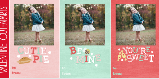 Custom Valentines (Included in upgrade package 3) -