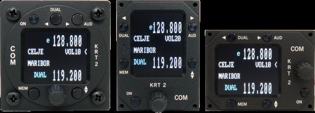 Bauart 57 mm Rundausschnitt          KRT-2 Mini hochkant          KRT-2 Mini quer