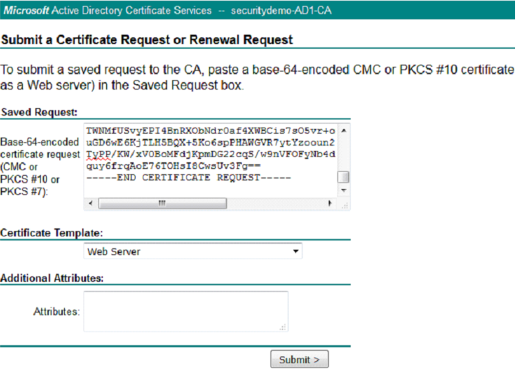 Ise 20 initial configuration adding certificates to ise this will download the certificate signed by the ca that was generated from the csr yadclub Choice Image