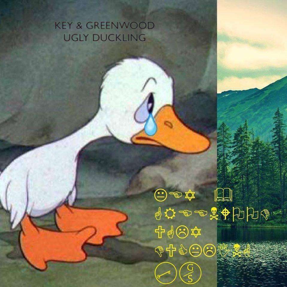 MR KEY & GREENWOOD SHARPS - UGLY DUCKLING