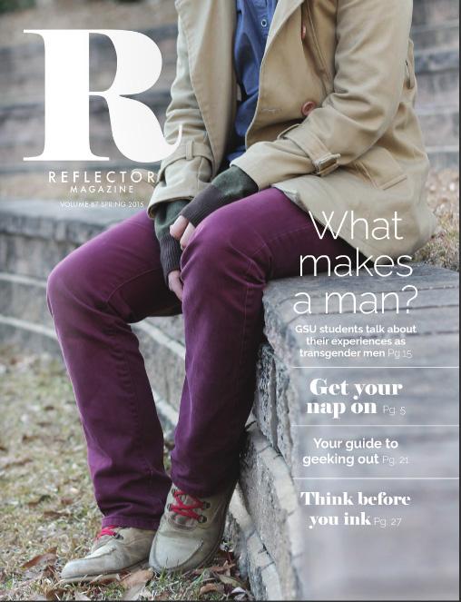 Reflector Magazine, Spring 2015