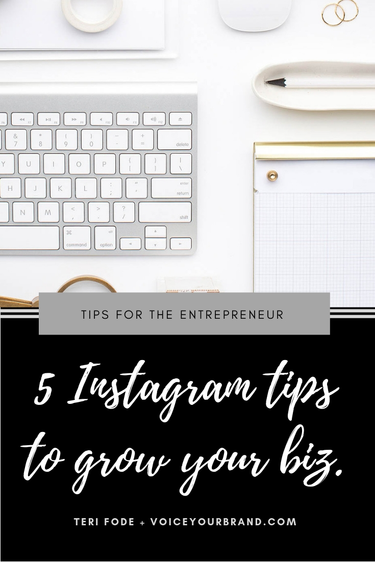 These 5 Instagram Tips will change your business and grow your audience.