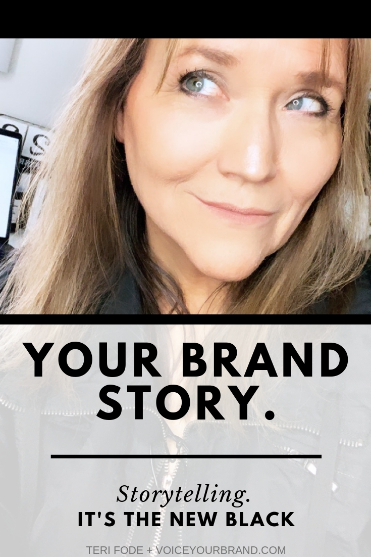 Brand storytelling is the new black in marketing. Did you know that? Do you know how? Check out these tips for entrepreneurs + photographers.