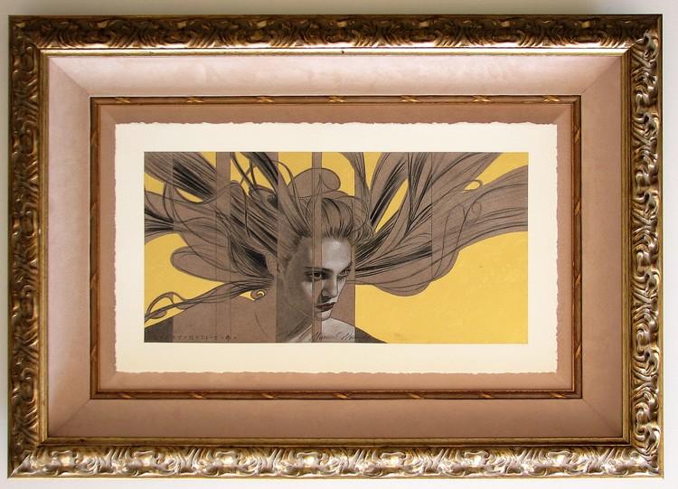 Stacked Frames Multiple Frames Designed To Enhance Your Artwork