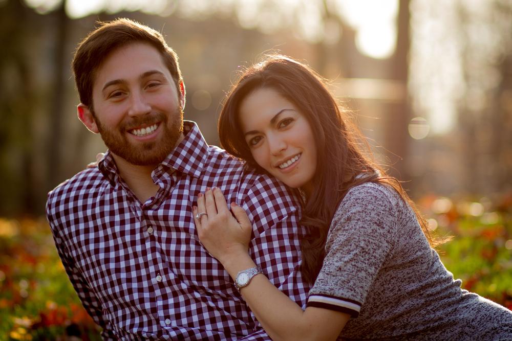 Matt and Kelly (2015)                                      © Paige Rigoglioso Photography